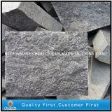 Negro Basalto Granito G684 para la baldosa de pavimentación