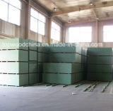 MDF зеленого сердечника E-0/E-1/E-2 водоустойчивый 12mm, 15mm, 18mm