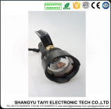5W LED 220-250lmの再充電可能なキャンプの緊急の懐中電燈