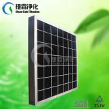 De Geactiveerde Opvouwbare Koolstof van het aluminium Kwaliteit en de Filter van de Lucht van de Plank