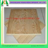 Madera contrachapada de la madera contrachapada/Pin de la base del álamo/madera contrachapada del abedul