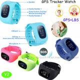 Горячая продажа GPS детей Smart смотреть на экран OLED-Y2