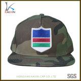 Chapéu não organizado do Snapback de 5 painéis do exército feito sob encomenda de Camo