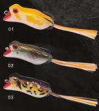 Tutti i generi di richiamo morbido della rana di pesca di richiamo della rana