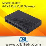 Passerelle Gateway ATA VoIP FXS à 8 ports (HT882)