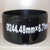 Le premier de la qualité de la marque Youfa Noir/peint/tuyau soudé en acier galvanisé