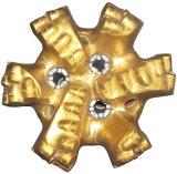 PDC 드릴용 날, 6 인치 PDC 드릴용 날 & 6 잎 PDC 금속 정연한 구멍 드릴용 날