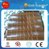 수출 기계를 형성하는 표준 강철 지붕 단계 도와 롤