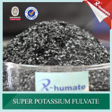 Éclailles brillantes Fha60+10+10 de Fulvate de potassium superbe de série de X-Humate F95 grandes