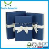 Fabbrica impaccante di carta di lusso di stampa del contenitore di contenitore di regalo in Cina
