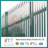 熱いすくいの電流を通された鋼鉄に柵塀/機械柵の囲うこと