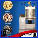 Fría de almendra Prensa Hidráulica de sésamo y cacahuete//girasol/manteca de cacao/máquina de extracción de aceite de cacao Liquior