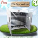 5000個の卵の大きい容量の自動鶏の卵の定温器の卵(YZITE-24)