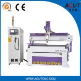 Ranurador de /CNC de la maquinaria del eje de rotación 1325/de carpintería de Italia Hsd