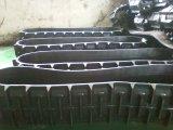 320X54X74 trilha de borracha, trilhas de borracha para máquinas escavadoras