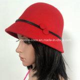 Trilby Шлема поддельный шерстей повелительницы