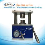 Machine sertissante de cellules de pièce de monnaie de laboratoire pour la chaîne de production de batterie de bouton Cr2032