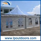 De grote Tent van de Pagode van de Grootte Openlucht Duidelijke Hoogste voor Vergadering