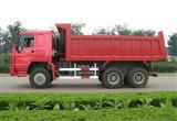 Autocarro con cassone ribaltabile resistente dell'autocarro con cassone ribaltabile di Sinotruk HOWO 6X4
