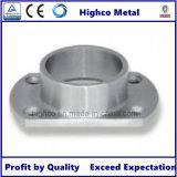 Base di appoggio oblunga per la balaustra dell'acciaio inossidabile