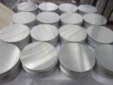 Алюминий кругах- непосредственно перенесены на поддоны из алюминиевой фольги