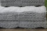 Gabions galvanizados com molho quente de 240g de alto teor de zinco