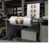 Machine d'impression de Flexo de 4 couleurs pour la cuvette de papier