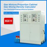 Sistemas de envío del gas de la pureza ultra elevada/cabina de la proporción de la mezcla de gases