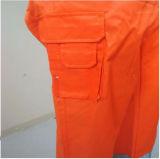 Pantalones baratos de la cinta de seguridad del ingeniero del soldador del Hola-Vis reflexivo del trabajo