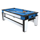2en1 Air Hockey mesa con mesa de billar