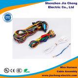 Eletrônica leve chicote de fios envolvido auto luva do fio