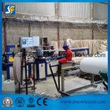 Máquina automática de núcleo de la fabricación del papel utilizado en el papel higiénico bobinas de papel