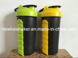 Plastic Fles van de Schudbeker BPA de Vrije 700ml met Zeef