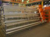 Gabbie del pollame della pollastra degli uccelli automatici del pollo per uso dell'azienda agricola