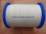 I fili del nylon 8/16/24 della corda del dispositivo d'avviamento hanno intrecciato il bianco