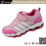 Chaussures occasionnelles de gosses de sports neufs avec la rondelle à ressort Hf598-1