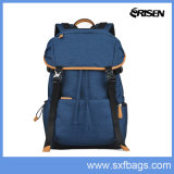 2016 China Factory Korean Style Blue School Backpack