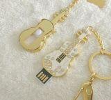 De Sleutel van de gitaar USB, de Zeer belangrijke Bestuurder van de Flits USB, Zeer belangrijke Stok USB