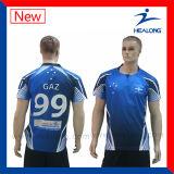 Custom Sport износа Сублимация T рубашку для мужчин