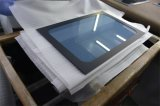 Silk Bildschirm gedrucktes schwarzer Rahmen-ausgeglichenes Ofen-Tür-Glas