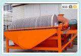 Magnetische Separator, het Lossen Afval dat Zonder water de Machine van de Mijnbouw recycleert