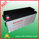 24kwh Solar System Gel Inverter Battery 150ah 12V