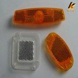 LED réflecteur pour vélo de route, feux de réflecteur de sécurité