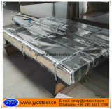 構築のための波形の鋼鉄屋根ふきシート