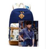 旅行キャンバスの学校のショッピングラップトップの女性戦闘状況表示板の装飾的なショルダー・バッグのバックパックの機能袋