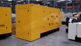 パーキンズイギリスのエンジンCe/CIQ/Soncap/ISOを搭載する720kw/900kVA極度の無声ディーゼル発電機