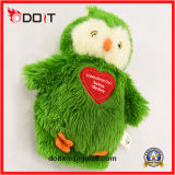 Fantoche de mão Cartoon Boneca Fantoche Fantoche Marionete Owl Animal fantoches