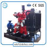 Moteur diesel Agriculture fin de l'irrigation d'aspiration de pompe à eau