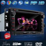 В машине DVD плеер спутниковой навигации GPS для автомобилей Chevrolet Captiva Epica Lova Spark Aveo (КАК LCE)