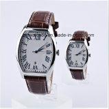 De Horloges van het Paar van de analoge Minnaar van het Roestvrij staal voor Paar